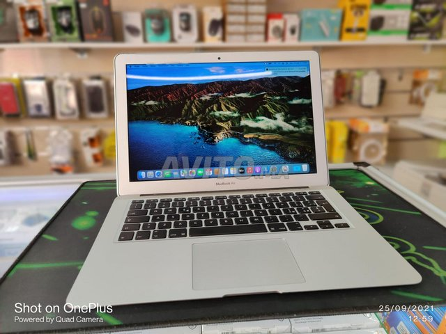 Macbook Air 13 Pouces 2017 i5 8Go 128Go SSD 122C - 7
