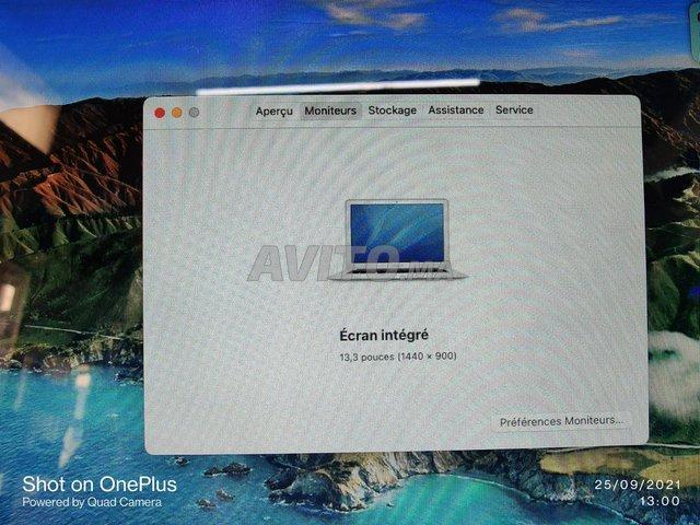 Macbook Air 13 Pouces 2017 i5 8Go 128Go SSD 122C - 4
