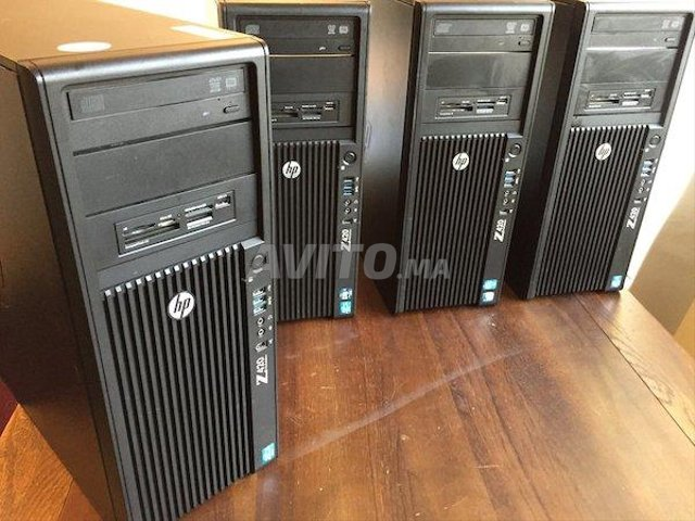 VEND EN GROS DES PC HP Workstation Z420 Xeon  - 2