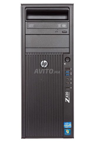 VEND EN GROS DES PC HP Workstation Z420 Xeon  - 3