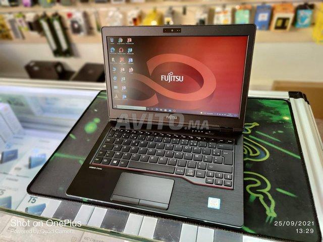 Fujitsu Lifebook U728 i5 8TH 8Go 256Go SSD 12.5P  - 1