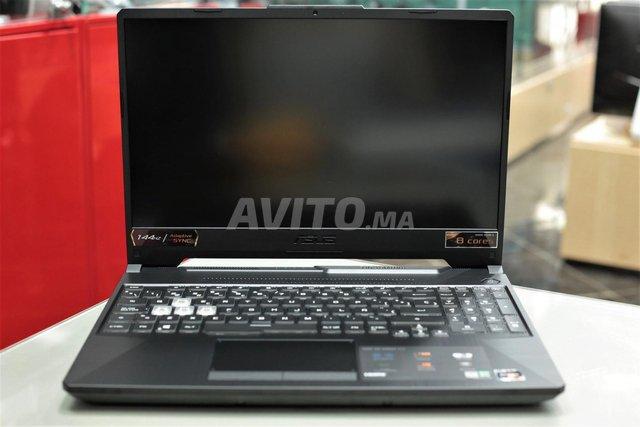 ASUS TUF Gaming A15 model 2021 15-6inch Réf WU82Z - 1