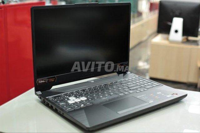 ASUS TUF Gaming A15 model 2021 15-6inch Réf WU82Z - 2
