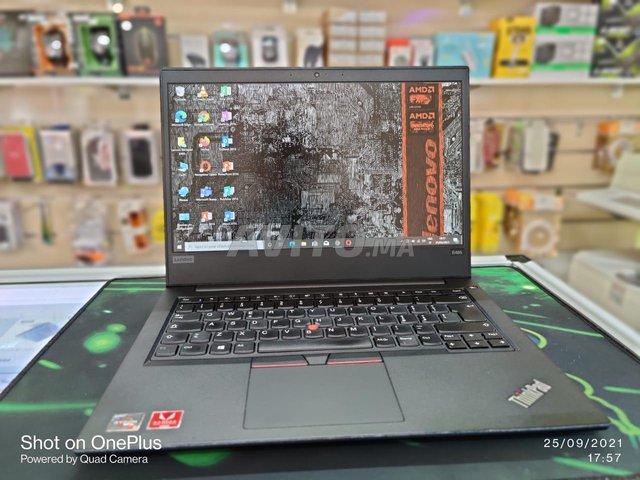 Lenovo Thinkpad E495 Ryzen 5 8Go 512Go SSD Vega 8 - 1