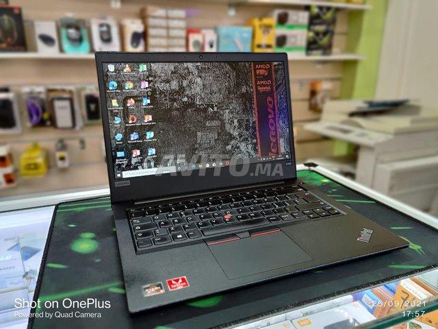 Lenovo Thinkpad E495 Ryzen 5 8Go 512Go SSD Vega 8 - 8