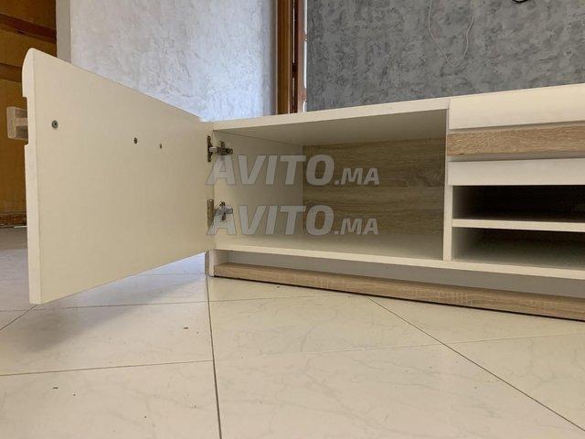 Meuble TV Neuf De Luxe avec un Design Italien - 5