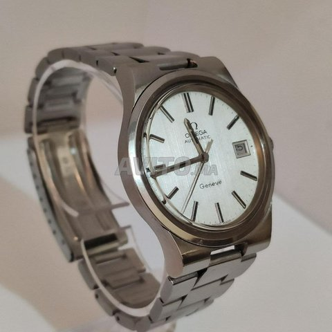 Omega Geneve Automatic Stainless Steel Silver Orig - 1