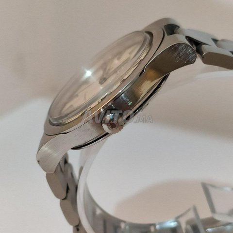 Omega Geneve Automatic Stainless Steel Silver Orig - 2