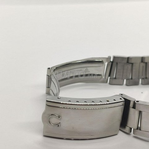 Omega Geneve Automatic Stainless Steel Silver Orig - 3
