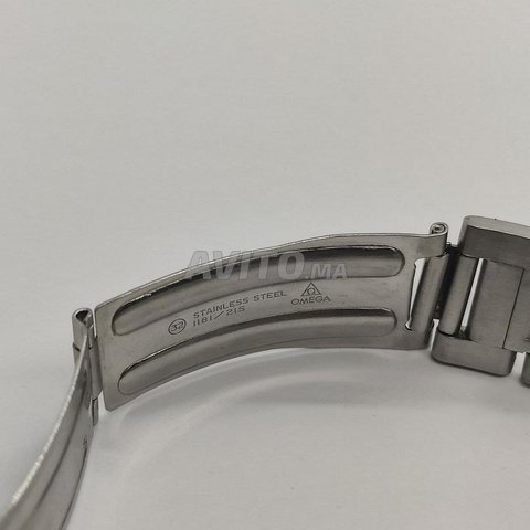Omega Geneve Automatic Stainless Steel Silver Orig - 4