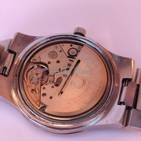 Omega Geneve Automatic Stainless Steel Silver Orig - 6