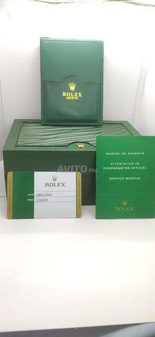 Boite Rolex avec Papier Original de garantie - 2