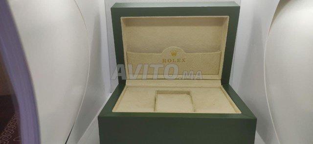 Boite Rolex avec Papier Original de garantie - 5