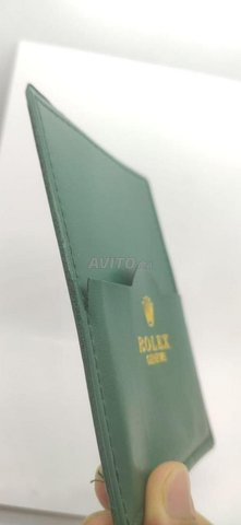 Boite Rolex avec Papier Original de garantie - 8