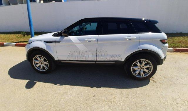EVOQUE Range Rover  - 1