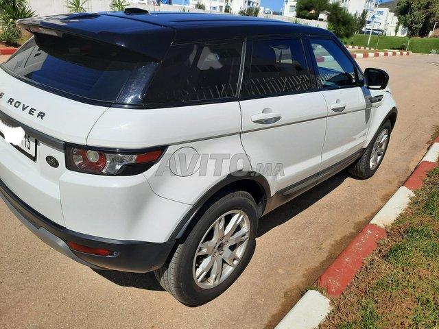EVOQUE Range Rover  - 2