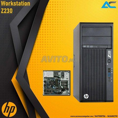 HP Z230 Workstation - 1