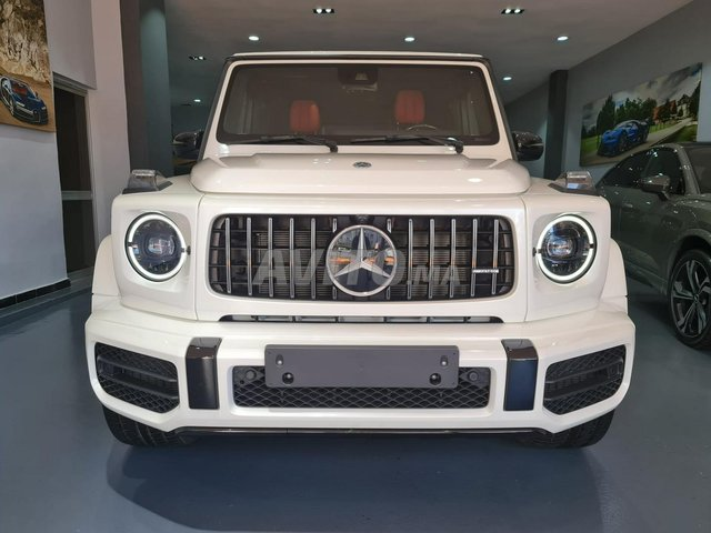 Mercedes Class G 63 AMG Exclusive - 1