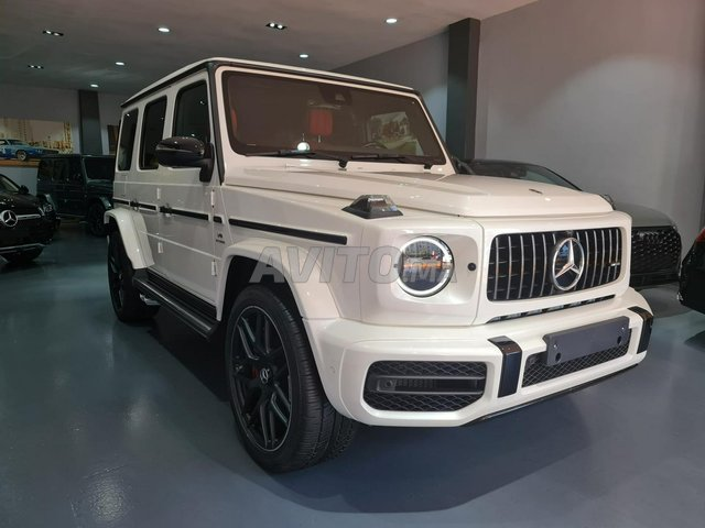 Mercedes Class G 63 AMG Exclusive - 2