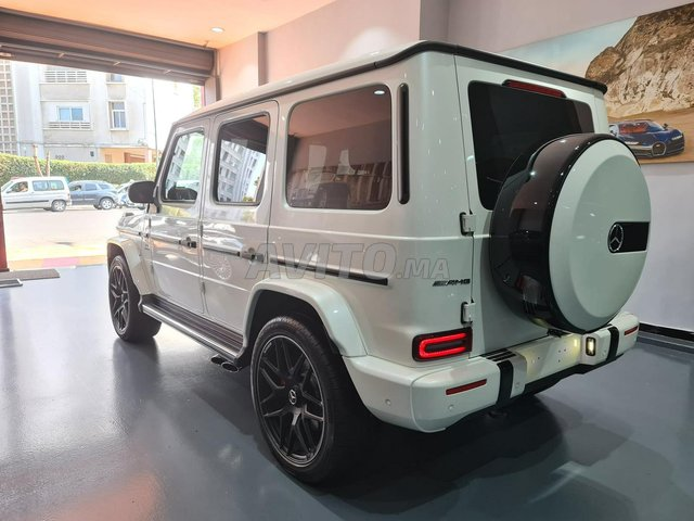 Mercedes Class G 63 AMG Exclusive - 3