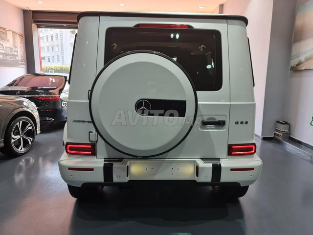Mercedes Class G 63 AMG Exclusive - 4