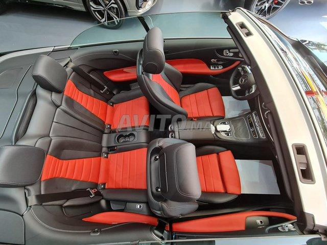 Nouvelle Class E 220d Cabriolet - 6