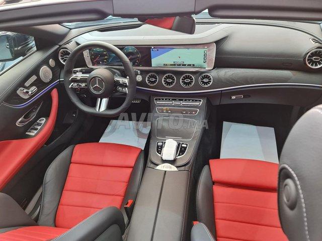 Nouvelle Class E 220d Cabriolet - 8