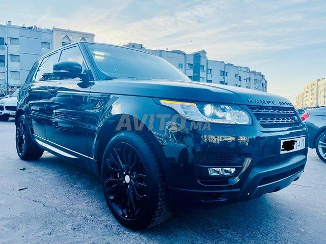 Range Rover sport  - 8