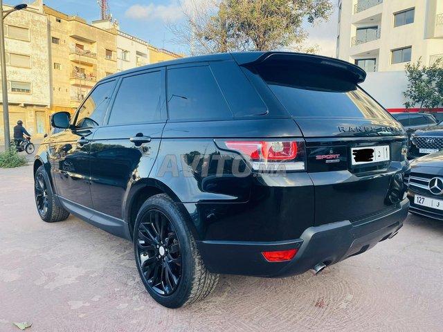 Range Rover sport  - 7