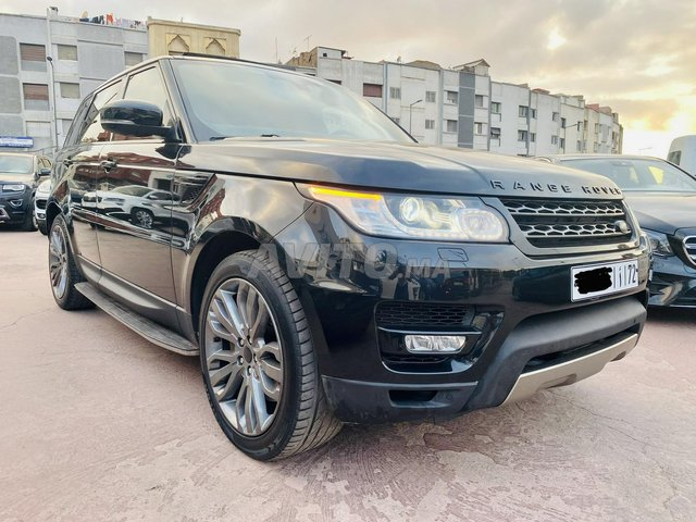 Range Rover sport  - 1
