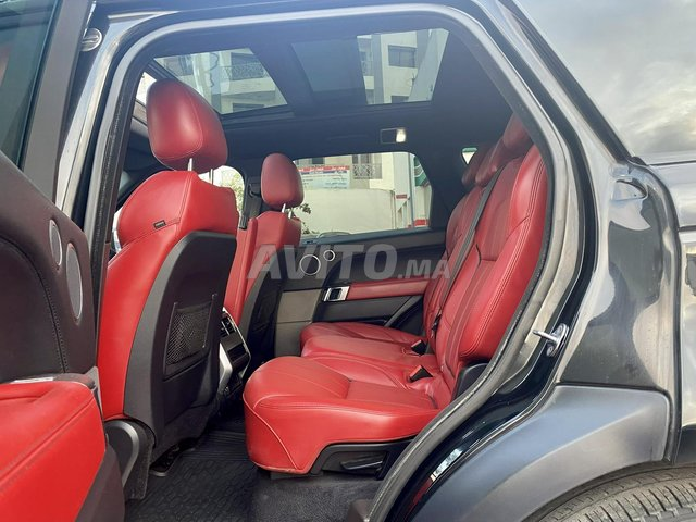 Range Rover sport  - 6