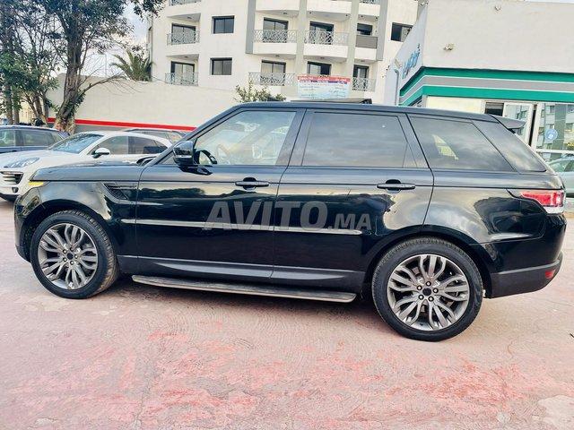 Range Rover sport  - 4