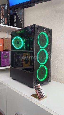 GLASS PC GAMER FPMAX RTX 3060 R5 5600X - 1