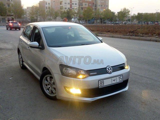 Volkswagen Polo diesel 1er main DW 2015 bluemotion - 3