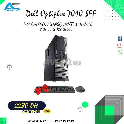 Dell Optiplex 7010 SFF 8GO - 1