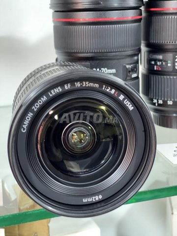 Canon 16-35mm 2.8 Version 3  - 2
