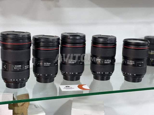 Canon 24-70mm 2.8 Version II - 1