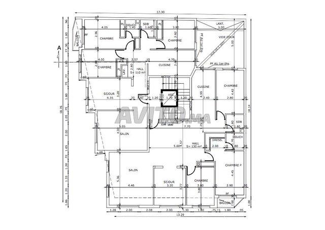 Appartement luxueux de 130 m2 et 110 m2 - 2