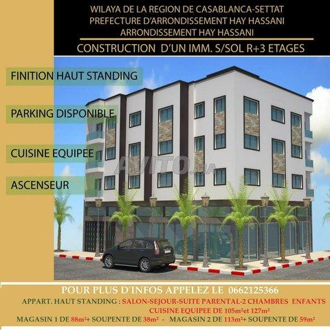Appartement luxueux de 130 m2 et 110 m2 - 3