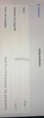 iPad Pro 12.9. 2020 1TB WIF 4GI Cellular - 4