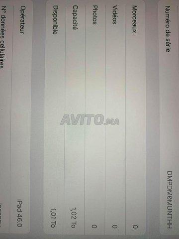 iPad Pro 12.9. 2020 1TB  4G Cellular WIFI - 3