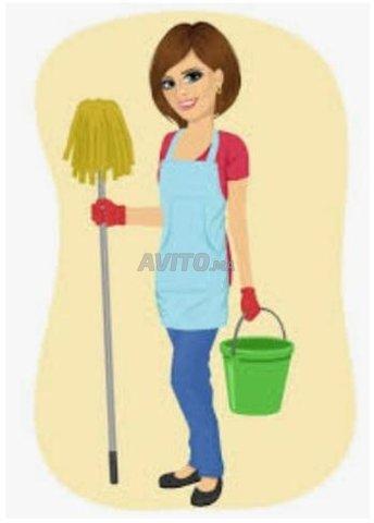 femmes de ménage  - 1