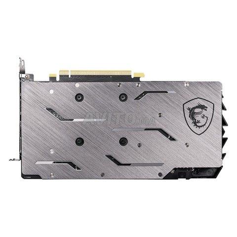 MSI GeForce GTX 1660 SUPER GAMING X  6 Go - 4