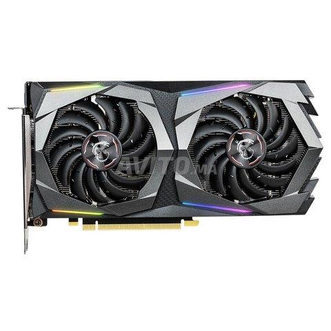 MSI GeForce GTX 1660 SUPER GAMING X  6 Go - 3