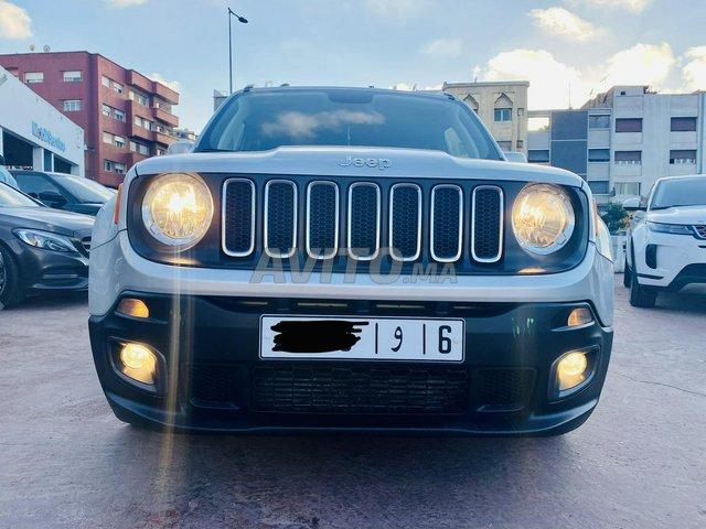 Jeep renegade  - 2