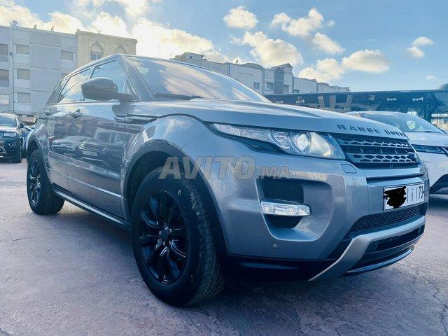 Range Rover évoque  - 5