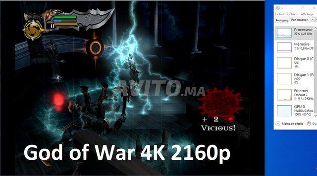 PC FIX Gamer i7 8-ème /16 Go DDR4 / GTX 1050ti ... - 1
