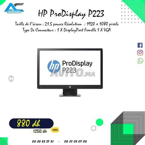 HP ProDisplay P223 - 1