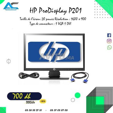 HP ProDisplay P201 - 1