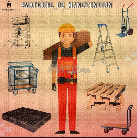 MATERIELS DE MANUTENTION & - 1